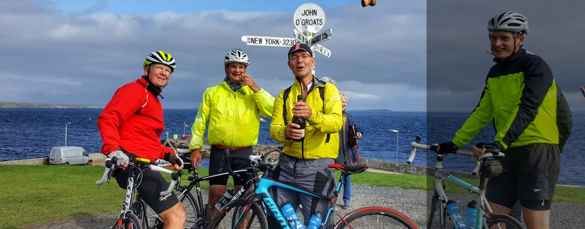 Land's End to John o' Groats