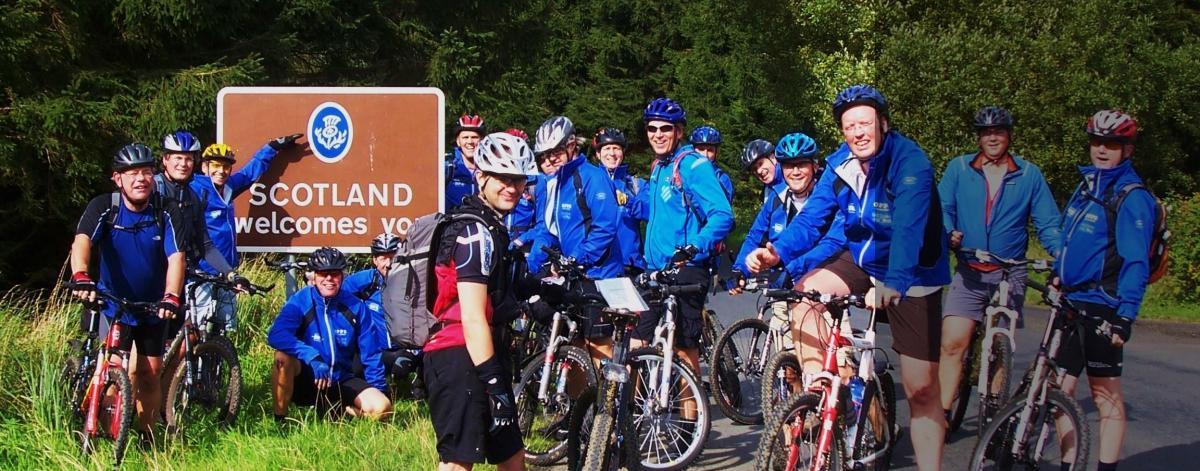 mountain bike route uk