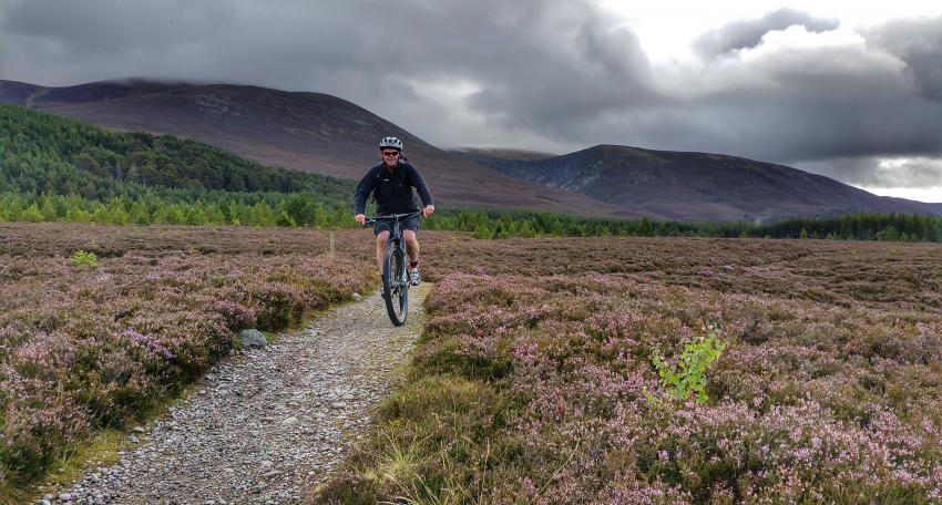 c2c MTB holiday scotland