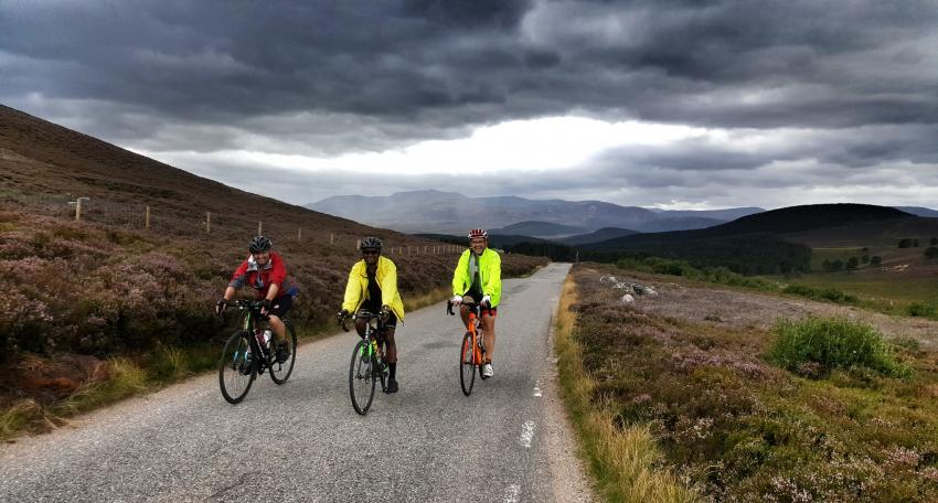cycling holiday uk