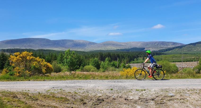 gravel bike holidays scotland