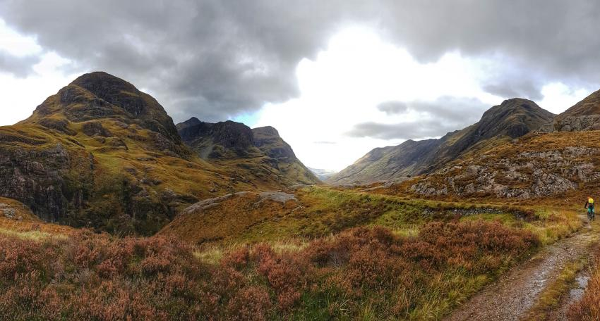 mtb holiday west highland way