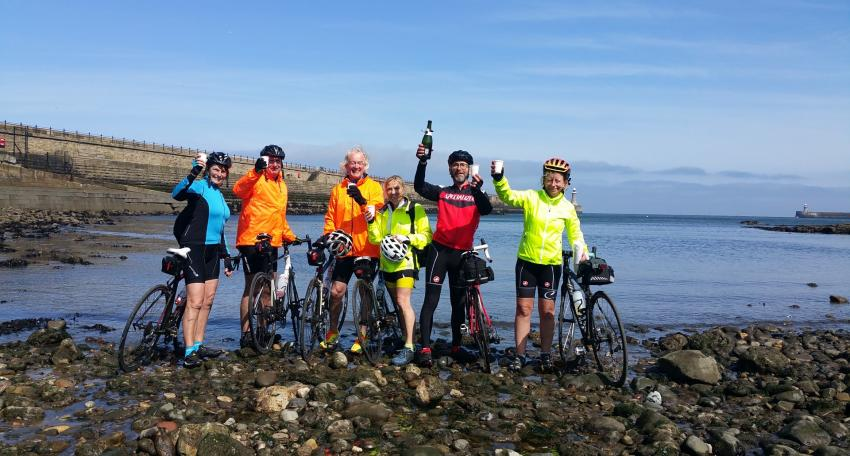 C2C cycling holiday uk
