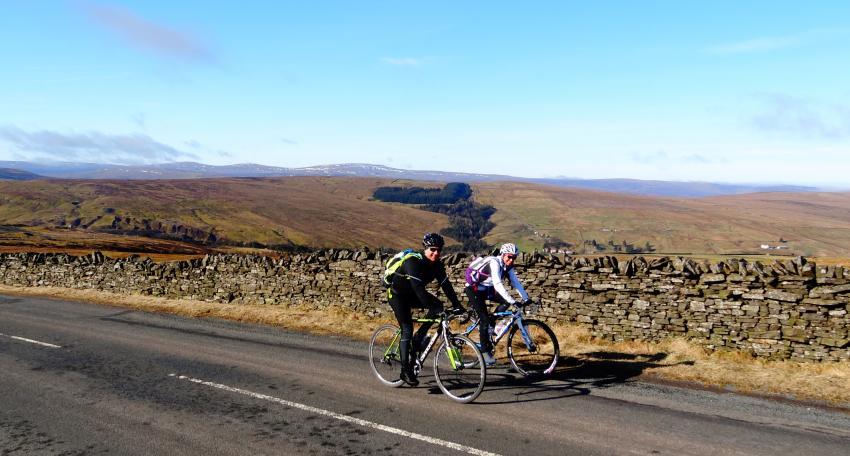 UK cycling tour