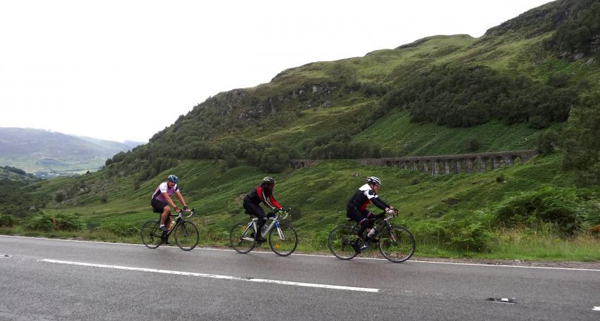 cycling tour lejog