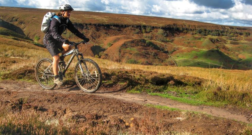 wainwright's coast to coast mtb