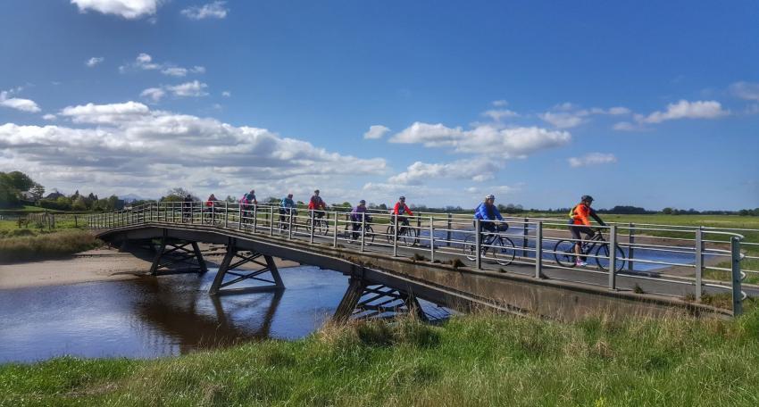 Cycling holiday hadrians wall