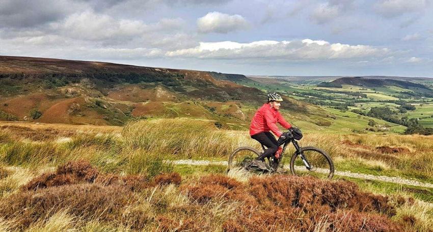 coast to coast biking holiday