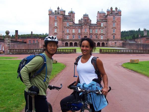 Scottish Cycling Holidays