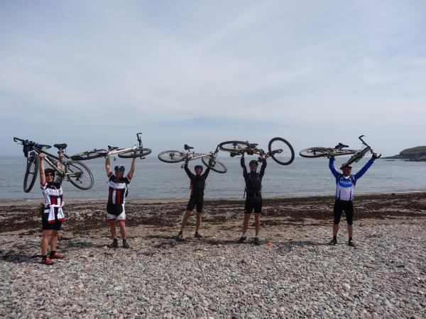 coast to coast mtb holiday