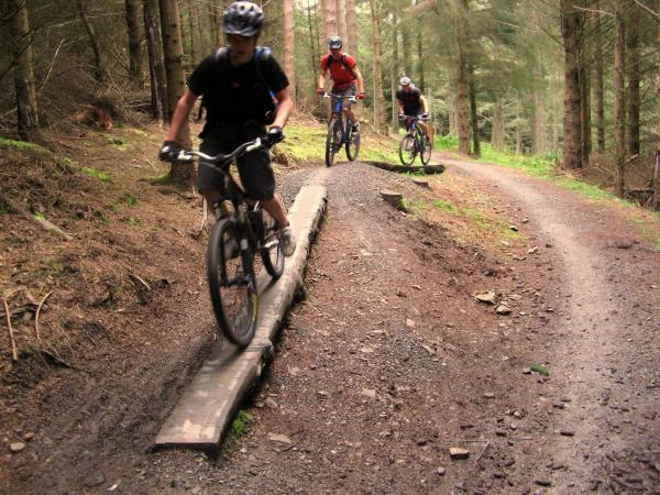 Mountain Biking Tours UK