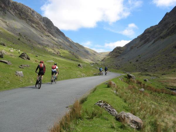 Cycling Holiday Lake District