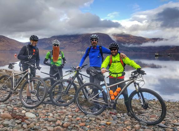 mountain biking tour UK