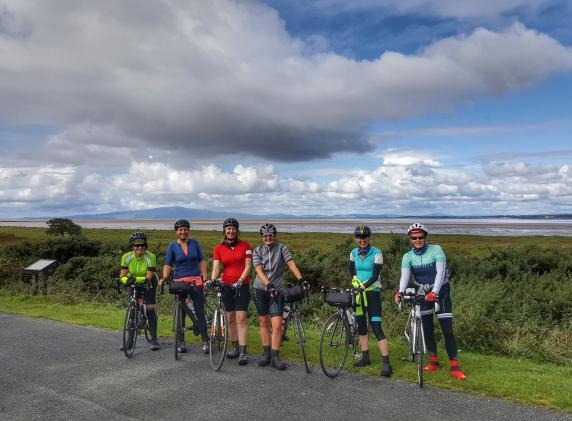 Hadrians wall cycling holiday