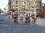 Coast and Castles cycling tour