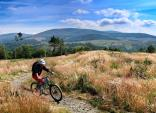 Mountain bike route Scotland